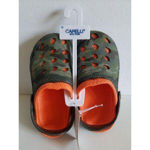 Boys Waterproof Beach Clogs Shoes 11. 13, 3